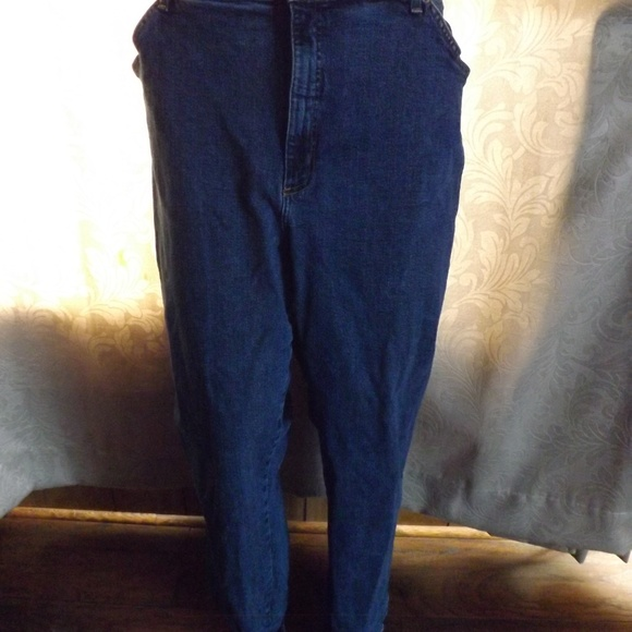 a9b2a6bb919 Just My Size Denim - Womens JMS Denim Jeans - Straight Leg - Sz 24W